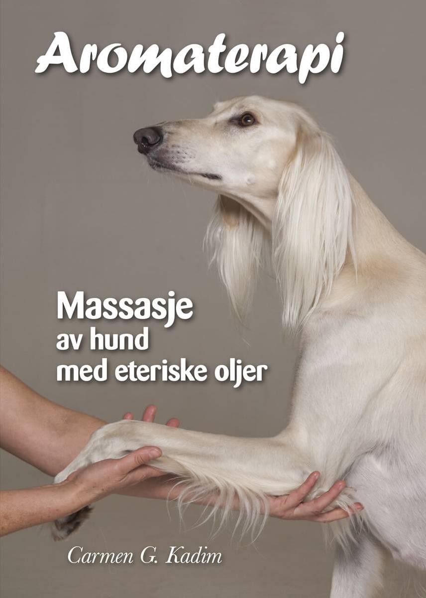 Bok - massasje av hund - Carmen G. Kadim